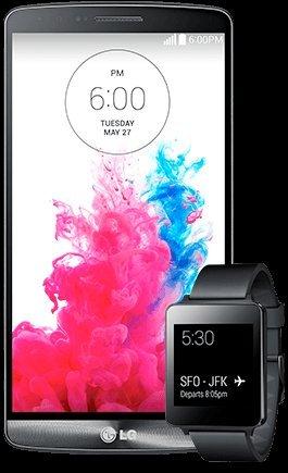 LG G3 + Free LG G Watch 300mins / unlimited texts / 600mb data £25 / month £600 @ TALKTALK (TalkTalk Customers only)
