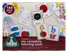 ELC Complete Learning Pack was £13 now £10 @ WHSmith Free C+C