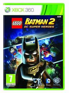 LEGO Batman 2: DC Superheroes £8.70 + Delivery @ Amazon (Free delivery with Prime / Locker / £10 spend)