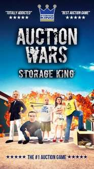 Auction Wars : Storage King was 69p now FREE @ Apple App Store