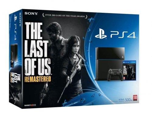 Playstation 4 The Last Of Us Bundle £339.97 @ Gamestop