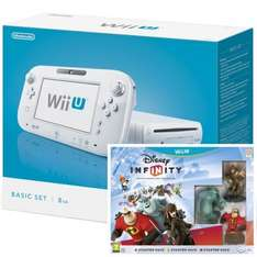 Wii U basic 8gb with Disney infinity pack £119.95 @ The Game Collection