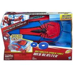 The Amazing Spider-Man 2 Force Web Blaster £10 - ASDA INSTORE