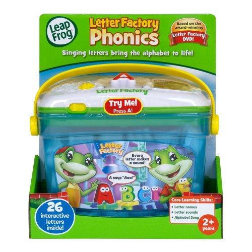 Letter Factory Phonics Leapfrog Asda INSTORE £5.50