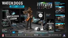 Watch Dogs Dedsec Edition (inc 23cm Aiden Figure, Steelbook, Artbook, Bonus DLC) PC - £29.99 @ Grainger Games