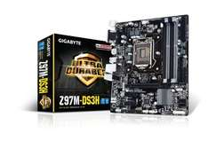 GIGABYTE Z97M-DS3H Intel LGA1150 Z97 Micro-ATX Motherboard £67.20 delivered @ amazon.co.uk