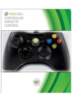 Wired X360 Controller £17.99 Delivered @ Base