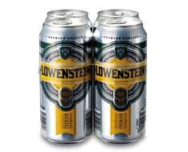 Lowenstein Pilsner Lager £2.19 Instore @ Aldi
