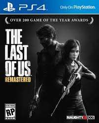 The Last of Us Remastered Day 1 Edition PS4 £33.00 @ Tesco Direct