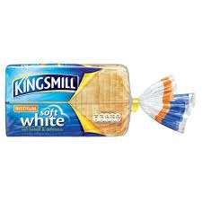 All Varietys of Kingsmill 800g bread for 79p @ Iceland