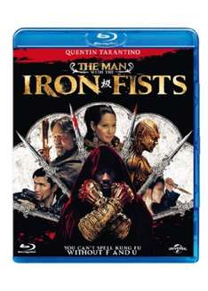 The Man with the Iron Fists (Blu-ray) @ Base - £2.99