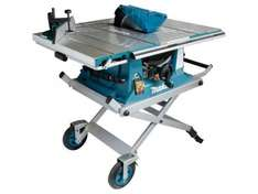 Makita table saw and stand (MLT100X) £412 @ FFX