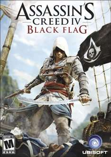 Assassin's Creed IV Black Flag (PC - Steam) @ Amazon US - £11.67