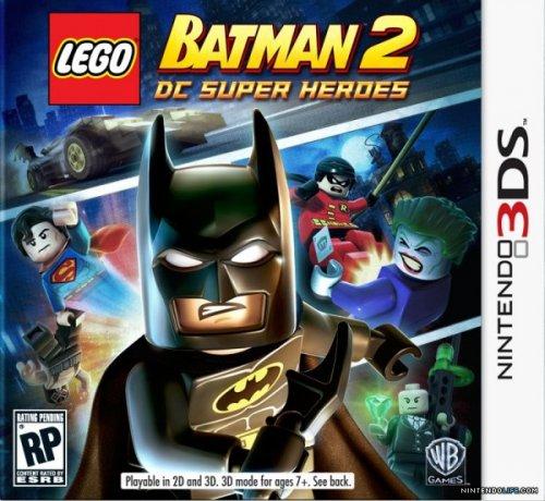 Lego Batman 2: DC Super Heroes (3DS) £8.00 Delivered @ Tesco Direct & Amazon (X360 £8.70)