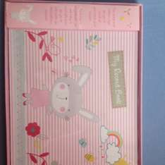 Baby girls record book £2 instore at Tesco (Broadstairs)