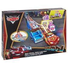 Disney Cars Neon Nights sets £10 instore at Asda Manchester