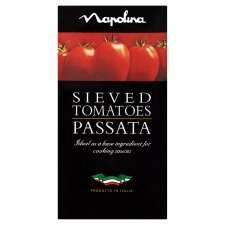 Napolina Passata 500g now only 69p @ Tesco