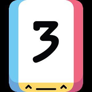 Threes! app on iOS (iPhone/iPad) for 69p
