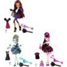 Monster High Sweet 1600 Doll and Accessory Set £7.99 @ Argos