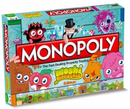 ** Moshi Monsters Monopoly £7 @ John Lewis **