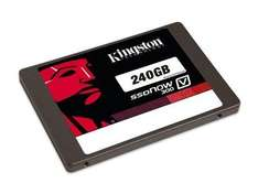Kingston 240GB SSD V300 SATA3 solid state drive £79.99 @ Dabs