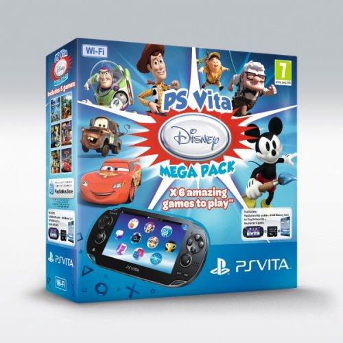 Playstation Vita (OLED) Disney Mega Bundle ONLY £144.99 @ Smyths Online & Click & Collect