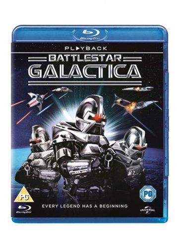 [Blu-Ray] Battlestar Galactica - The Movie (1978 version) £4.99 @ Base