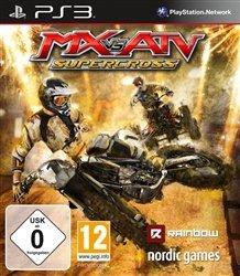 MX Vs ATV: Supercross (PS3/X360) £19.76 Delivered Using Code @ VGB (Pre Order)