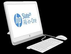 "HP Slate 21"" Full HD Touchscreen All-in-One Tablet Android PC with wired keyboard & mouse @ £199 @ HP Store"