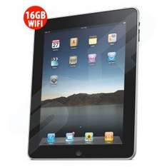 Apple iPad First Generation 9.7 inch PC Tablet 16GB Wifi £99 @ SVP (Grade B / 3 month warranty)