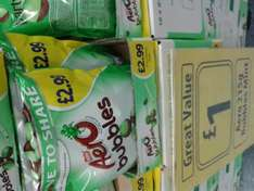 Nestle Aero Bubbles Mint 215g £1 from £2.99 at Farmfoods in Ilford at Farmfoods