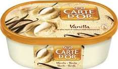 Iceland - Carte D'or Vanilla and Strawberry for 1.75 online and in-store