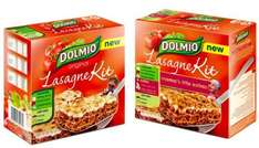 dolmio lasagne kit is only £1.99 was £3.99 @ Morrisons
