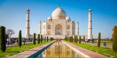 £799 Indian golden triangle with flights, tours and transfers - on travel zoo