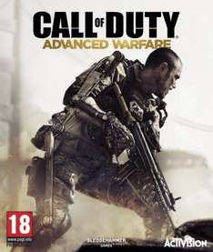 Call Of Duty Advanced Warfare £40 @ Tesco (with code)