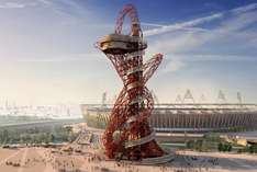 ArcelorMittal Orbit 2FOR1 offer via Abellio Greater Anglia £15 @ Abellio Greater Anglia