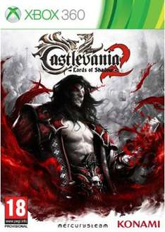 Castlevania: Lords Of Shadow 2 (X360) £14.99 Delivered @ Base