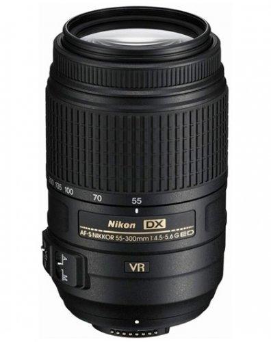 Nikon AF-S DX Nikkor 55-300mm Lens £184.79 (plus £4.99 postage) at Mobicity