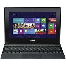 """Asus X102 10"""" Laptop/Notebook - Brand New- AMD A4 ,4GB,500GB Touchscreen- MS Office 2013 - £100 off - £199.95 @ John Lewis"""