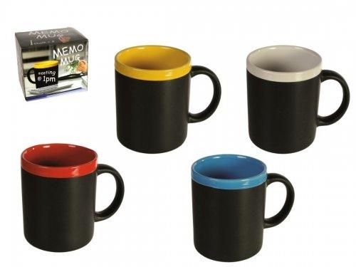 Memo Mug & chalk (Buy 1 get 10% off Another) @ eBay: retro-lounge - £5.49