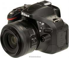 Nikon d5200 and 18-55mm vr lens, £279.97 Currys Chelmsford instore