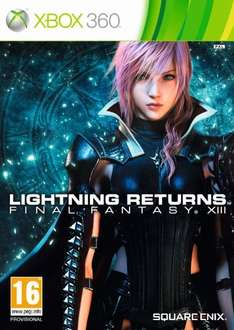 Lighning Returns - Xbox 360 - £17.57 delivered at Amazon