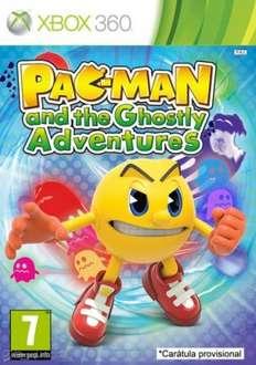 Pac Man And The Ghostly Adventures - Xbox 360 - £13.00 @ Tesco Direct