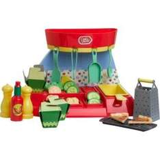Chad Valley 3-in-1 Food Bar Playset £3.49 @  Argos