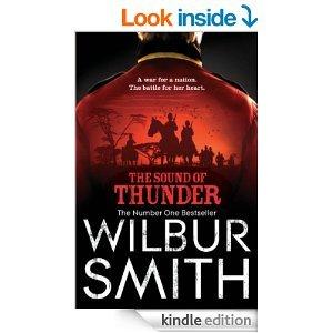 14 Wilbur Smith Kindle books for 99p each @ Amazon
