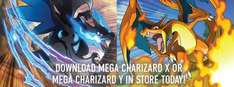 Free Mega Pokemon Charizard X or Y character @ GAME instore (From 11th July)
