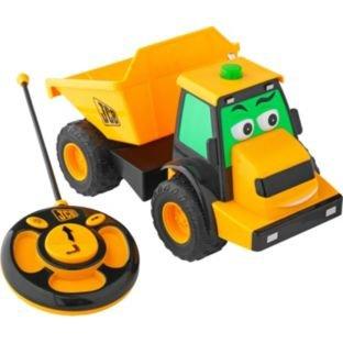 My 1st dumper truck remote control car Argos - £7.99