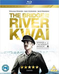 The bridge on the river kwai BLU-RAY £4.99 at base.com