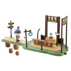 Mike The Knight Play set - £3 instore @ ASDA