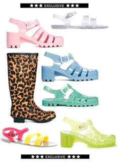 JuJu Jellys from £6 from ASOS Free Delivery with a £15 Spend or only £3 Delivered
